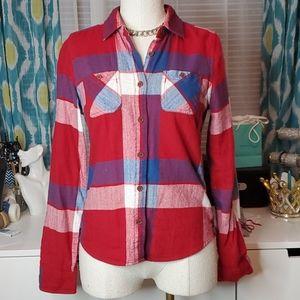 American Eagle Flannel Shirt WOT
